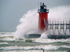 South Haven Michigan Lighthouse 2007