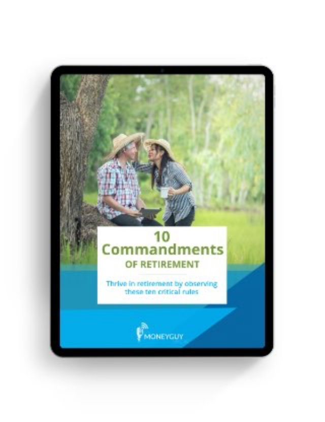 10 Commandments of Retirement - a free downloadable PDF resource